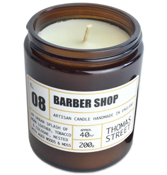 Thomas Street Apothecary | Barber Shop Candle