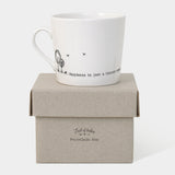 East Of India | Biscuit Away Wobbly Boxed Mug