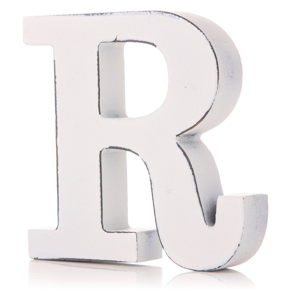 Decorative Letter 'R'