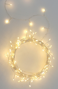 Homeware - Cluster Illuminating Silver Lights
