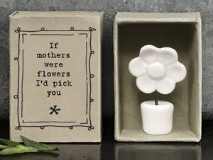 East of India | If Mothers Were Flowers Matchbox