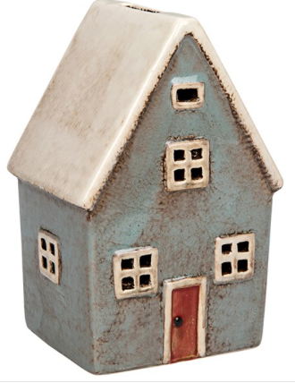 Money Box | Village Pottery Tall House