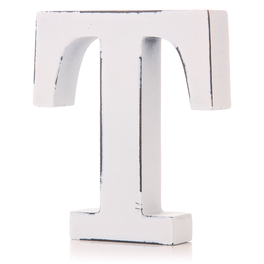 Decorative Letter 'T'