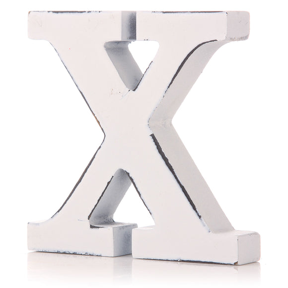 Decorative Letter 'X'