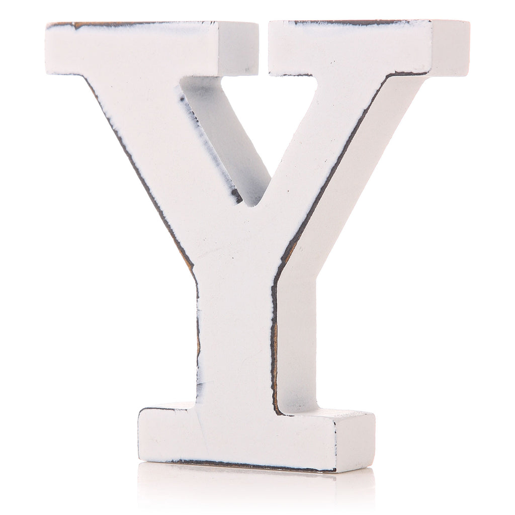 Decorative Letter 'Y'