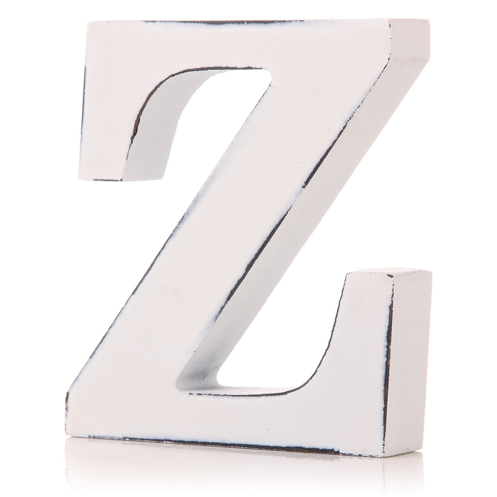 Decorative Letter 'Z'
