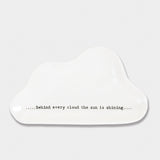 East Of India | Wobbly Cloud Trinket Dish