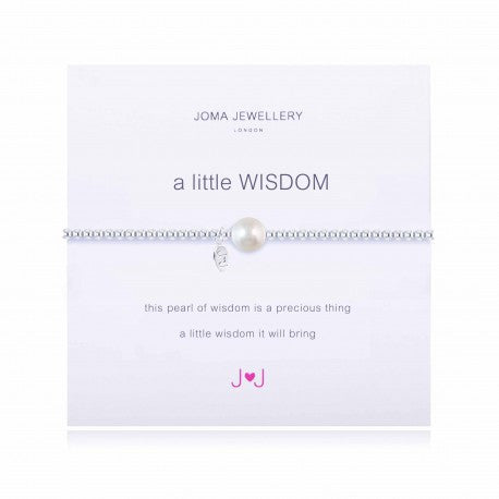 Joma Jewellery | A Little Wisdom Bracelet