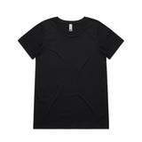 4011 Shallow Scoop Tee