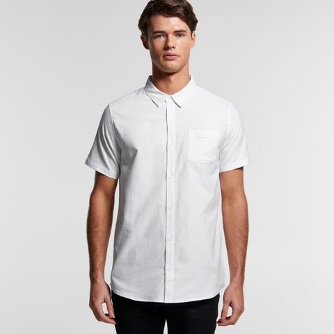 5407 Oxford Shortsleeve Shirt