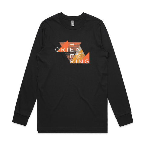 Orienteering Polygon Men's Longsleeve