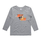 Orienteering Polygon Youth Longsleeve