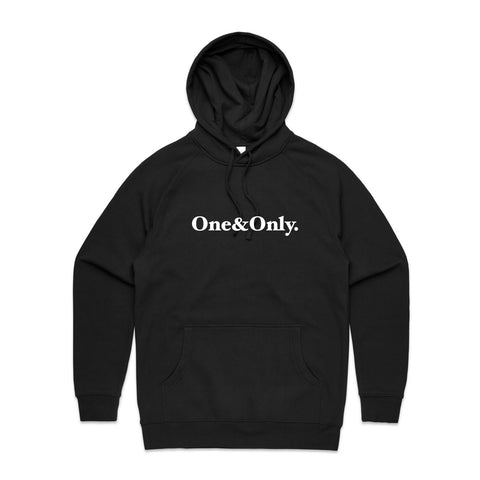 ONE&ONLY. White/Black