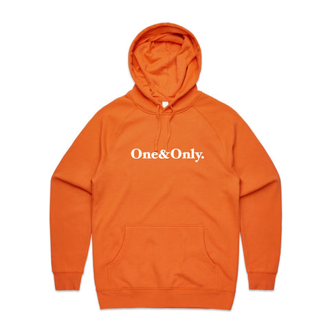 ONE&ONLY. White/Orange