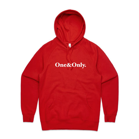 ONE&ONLY. White/Red