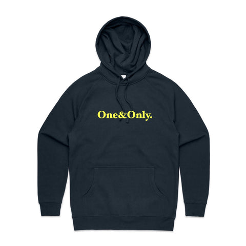ONE&ONLY. Yellow/Navy
