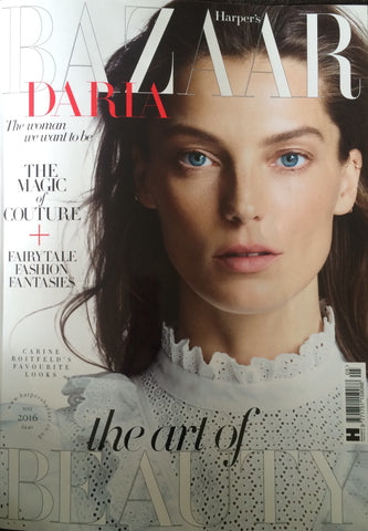 Harpers Bazar May 2016 - Pure Elixir