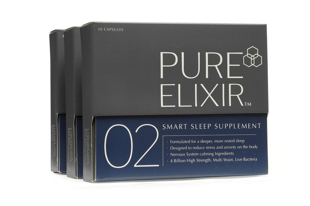 3 Month Course, SMART Sleep Supplement