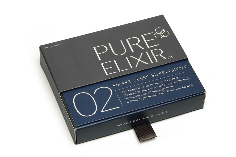 Pure Elixir 02 SMART Sleep Supplement