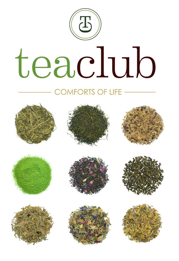 TeaClub Teeshop - Flavours Of Tea
