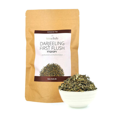Darjeeling First Flush FTGFOP1