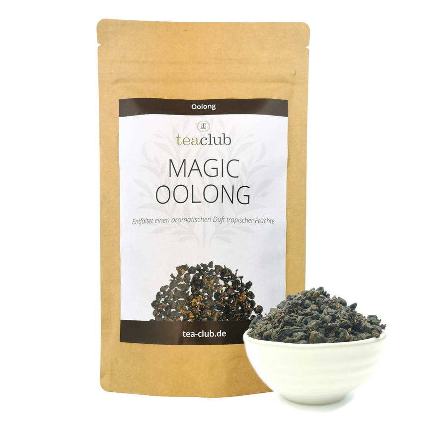 Magic Oolong aus Taiwan