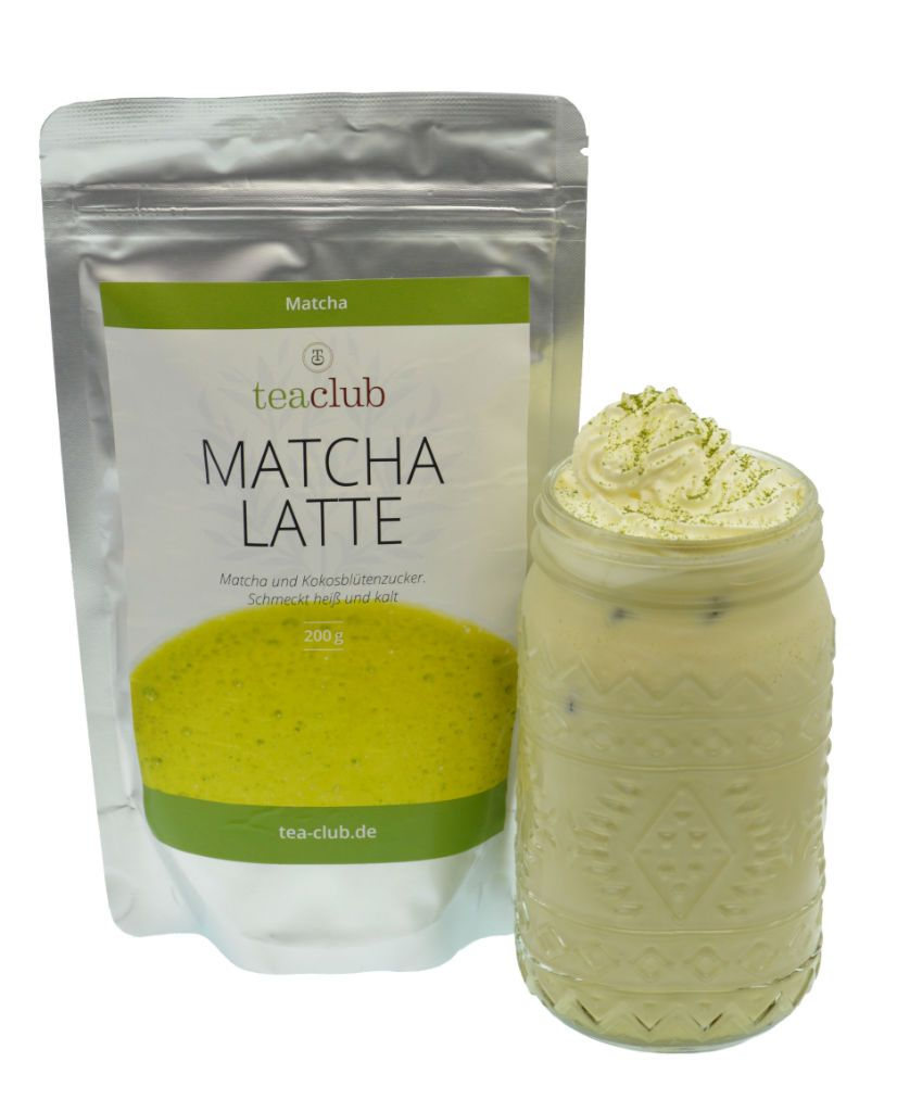 Matcha Latte Mix 200 Gramm