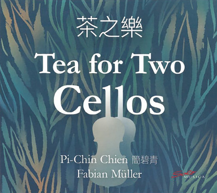 Tea for Two Cellos | Set CD und zehn Tees
