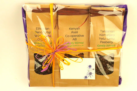 Coffee Collection Medium Gift Wrapped