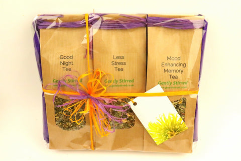 Herbal Healthy Collection Gift Wrapped