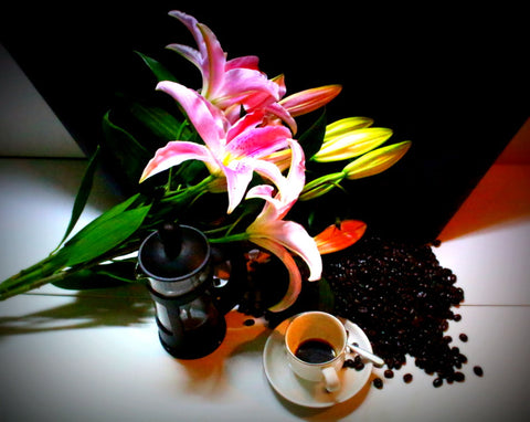South East Asian Coffee