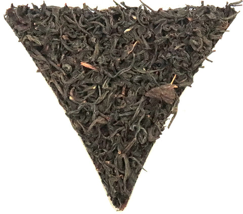 Assam Hatidubi TGFOP Fu Soonga Smoky Loose Leaf Rarity Black Tea Quality Brew