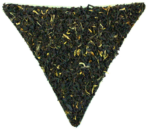 Assam Margherita GFBOP Loose Leaf Black Tea Gently Stirred