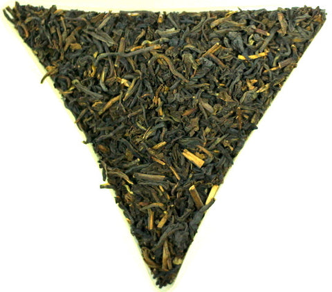 Decaffeinated Assam TGFOP Grade 1 Black Tea High Quality Gently Stirred