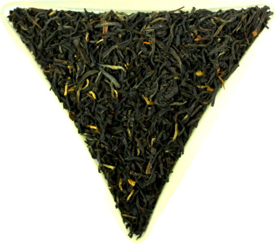 Assam Tippy Orthodox GFOP Traditional Quality Black Tea Gently Stirred