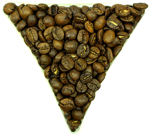 Australian Skybury Plantation Whole Coffee Bean Gently Stirred