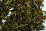 Azores Hysson Green Organic Tea Gently Stirred