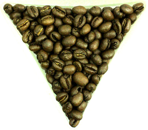Brazilian Daterra Pearl Organic Rainforest Alliance Peaberry Gently Stirred
