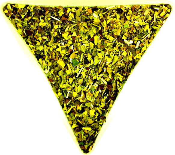 Brazilian Yerba Mate Loose Leaf Herb Tea or Tisane For A BIG Caffeine Buzz Gently Stirred