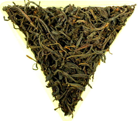 Ceylon Moragalla Estate Oolong Loose Leaf Afternoon Tea Gently Stirred