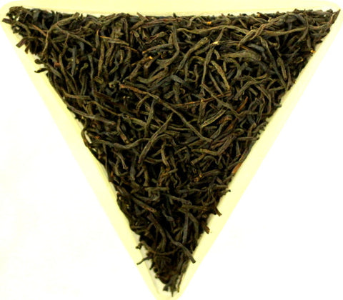 Ceylon Pettiagala Orange Pekoe Loose Leaf Black Tea Gently Stirred
