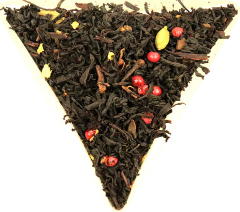Nilgiri Chai Black Tea Highest Pure Grade Loose Leaf Tea Indian Classic Spiced Best Quality Ayurvedic