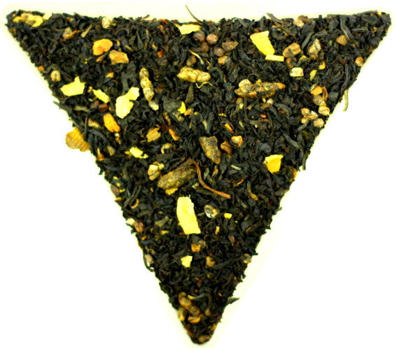 Indian Chai Tea Highest Grade Black Loose Leaf Tea Indian Classic Spiced Tea Best Quality Ayurvedic Gently Stirred