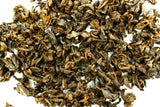Black Gunpowder - Black Pearls - Chinese Black Tea - Unusual Version Of A Traditional Tea Loose Leaf Hand Rolled. - Gently Stirred