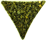 Gunpowder Hand Rolled Chinese Loose Leaf Green Tea Explode Some Healthy Living Gently Stirred