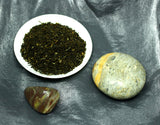 Chinese Jasmine Celestial Loose Leaf Green Tea Heavenly Scented Healthy Traditional Tea - Gently Stirred
