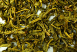 Chinese - Jasmine Celestial - Loose Leaf Green Tea - Heavenly Scented - Healthy Traditional Tea - Gently Stirred