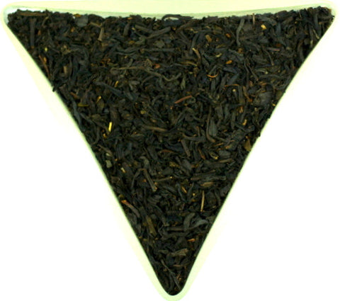 Ching Wo Red Tea Chinese Loose Leaf Gently Stirred