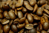 Chocolate Orange Flavoured Whole Coffee Beans 100% Pure Arabica Beans Best Quality - Gently Stirred