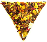 Chocolate and Strawberry Organic Fruit Infusion Fruit Tea Tisane Caffeine Free Healthy Gently Stirred